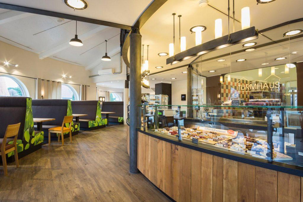 Foto Cafeteria Turmhaus