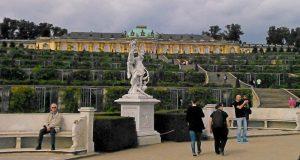 Foto Schloss Sanssouci